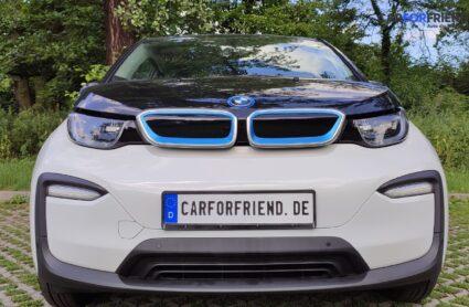 BMW I3 94 Ah - samochód używany zdj.3