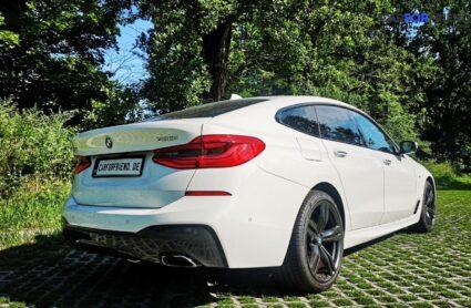 BMW 630i - samochód używany zdj.2