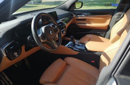 BMW 630i - samochód używany zdj.4