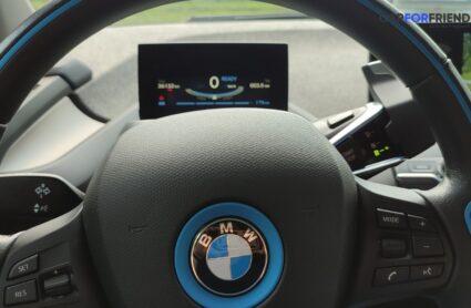 BMW I3 94 Ah - samochód używany zdj.2