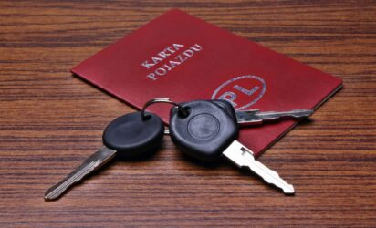 Rejestracja pojazdu z Niemiec w Polsce.